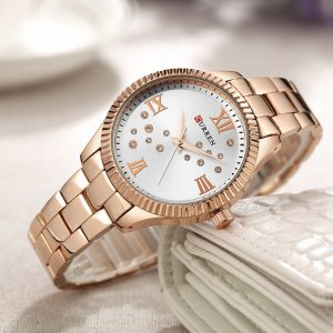 curren-rose-gold-dial-women-watches-4