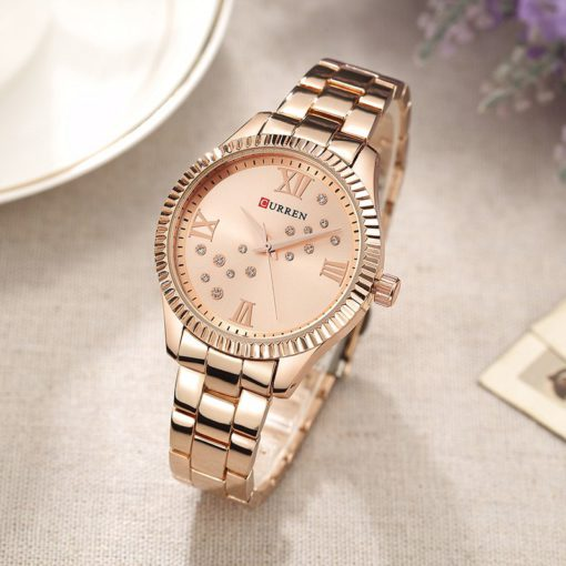 curren-rose-gold-dial-women-watches-5