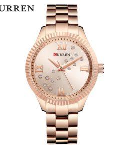 curren-rose-gold-dial-women-watches-6