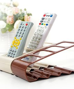 four-remote-control-holder