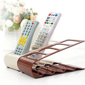four-remote-control-holder