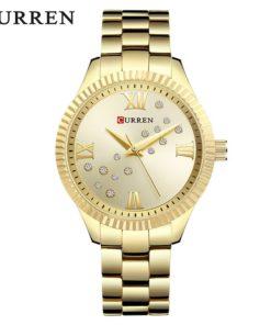 curren-rose-gold-dial-women-watches-1